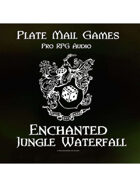 Pro RPG Audio: Enchanted Jungle Waterfall