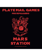 Pro RPG Audio: Mars Station