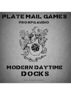 Pro RPG Audio: Modern Daytime Docks
