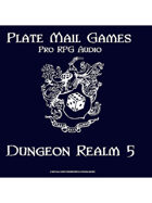 Pro RPG Audio: Dungeon Realm 5