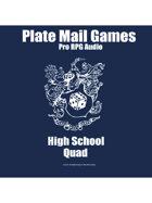 Pro RPG Audio: High School Quad