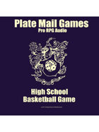 Pro RPG Audio: High School Basketball Game
