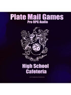 Pro RPG Audio: High School Cafetera