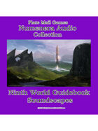 Numenera Audio Collection: Canyon of Blades