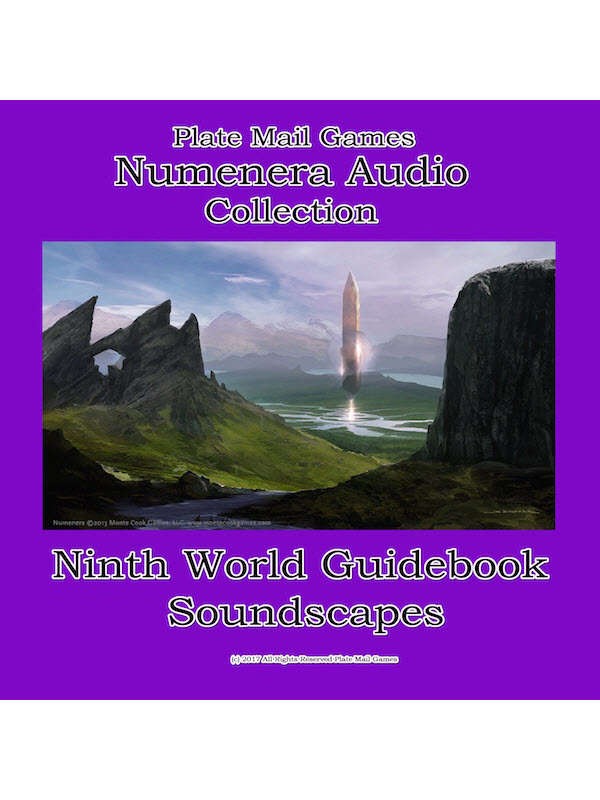 Numenera Audio Collection: The Tree of Ascension