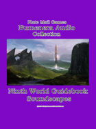 Numenera Ninth World Guidebook Location Audio [BUNDLE]