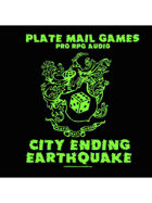 Pro RPG Audio: City Ending Earthquake