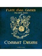 Pro RPG Audio: Combat Drums