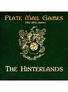 Pro RPG Audio: The Hinterlands