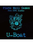 Pro RPG Audio: U-Boat