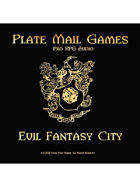 Pro RPG Audio: Evil Fantasy City