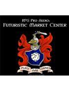 Pro RPG Audio: Futuristic Market Center