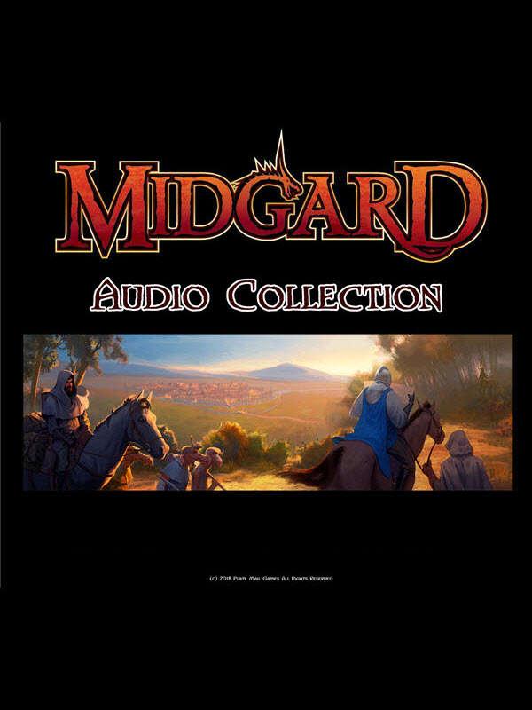 Midgard Audio Collection: Melano