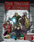 Realms of Rothaen Core Book Dungeon World Version