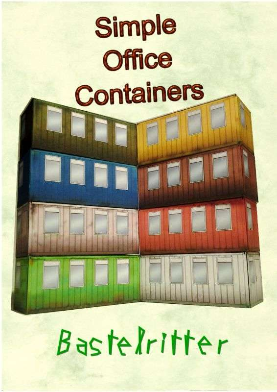 Simple Office Containers