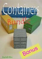 CONTAINERS -Bundle