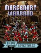 Brave Adventures Mercenary Warband