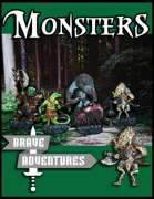 Brave Adventures Monsters!