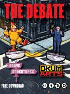 Brave Adventures The Debate Free Download