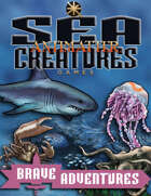 Brave Adventures Sea Creatures