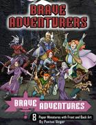 Brave Adventures - Adventurers Set 1