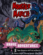 Brave Adventures - Monster March
