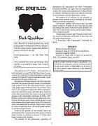 NPC Profiles: Derk Quickbow