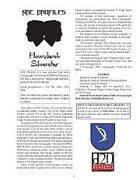NPC Profiles: Howylarek Silverstar