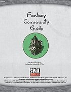 Fantasy Community Guide: Hamlets, Thorps & Villages