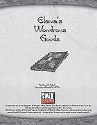 Elenia's Wondrous Goods