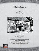 Umberham -- A Town