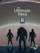 The Ultimate Hero Play Test Edition July 2016