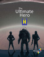 The Ultimate Hero Play Test Edition July 2019