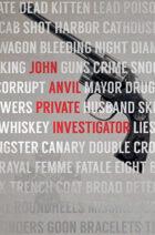 John Anvil Private Investigator