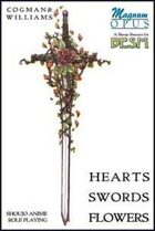 Hearts Swords Flowers