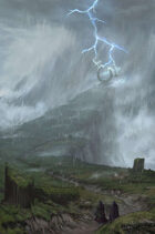 "Lema Stockart #28: Cover image ""Magic Gate"""
