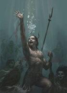 "Lema Stockart #34: Cover image ""Cursed Lake"""