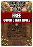 Empire of the Dead- Quick Starter Rules