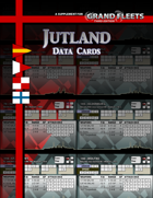 Grand Fleets: Jutland Data Cards