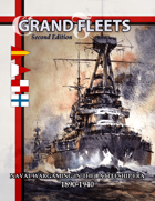 Grand Fleets Second Edition