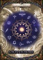Scriptorium Aventuris - Paquete de los Doce Dioses