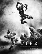 TIER: The Enhanced Role Playing Game 2nd Edition