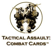 Tactical Assault: Combat Cards