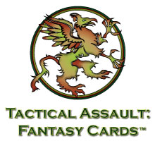 Tactical Assault: Fantasy Cards
