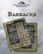 Battlemap - Barracks