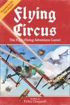 Flying Circus - Core Rulebook