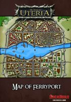 City of Ferryport Map