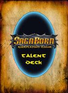 SagaBorn Talent Deck
