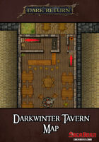 Map - Darkwinter Tavern and Inn