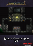 Map - Dwarven Control Room ( Dungeon )